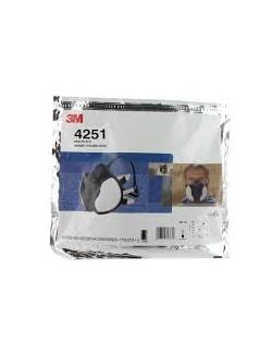 Respiratore 3M 4251 per Gas e Vapori A1P2D