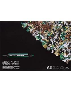 ALBUM A3 75 G/MQ PER MARKER 50 FOGLI WINSOR & NEWTON
