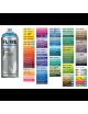 FLAME SPRAY ULTRA ACRYLIC PAINT SPRAY LOW PRESSURE 400 ml BY MOLOTOW