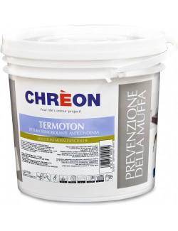 TERMOTON Idropittura termoisolante anticondensa CHREON